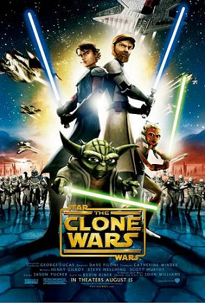 Star wars: the clone wars (Dublado)